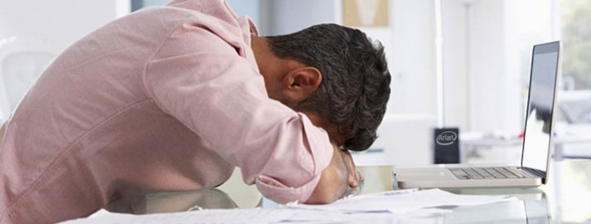 نمونه متن استعفا نامه اداری + فرم و متن نمونه نامه استعفا | آرین سیستم