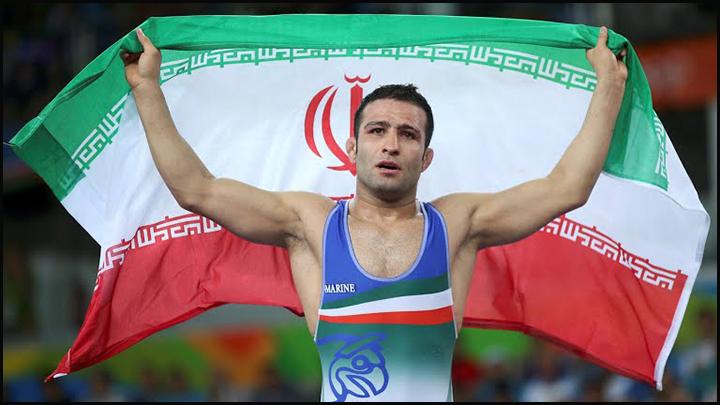 کسب مدال برنز حسن رحیمی | المپیک ریو 2016