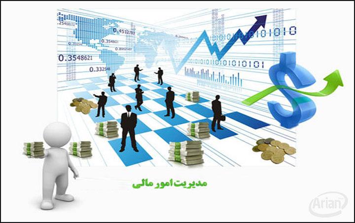 کتاب مدیریت مالی 1 | آرین سیستم